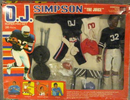 oj simpson doll price