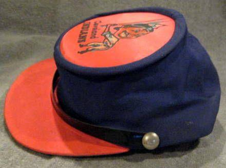 65cab20fc72 Lot Detail - VINTAGE CLEVELAND INDIANS SOUVENIR HAT