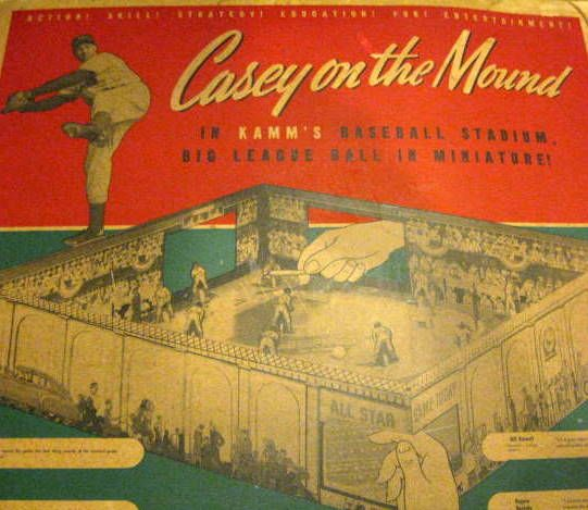 1947 CASEY ON THE MOUND BASEBALL GAME
