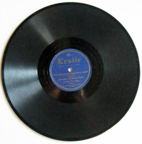 VINTAGE BROOKLYN DODGERS RELATED RECORDS