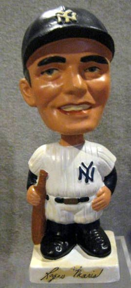 60's ROGER MARIS BOBBING HEAD w/BOX