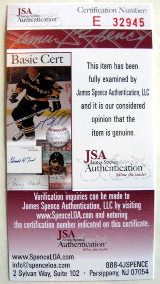 MICKEY OWEN / TOM HENRICH SIGNED FAMOUS WORLD SERIES PHOTO w/JSA COA