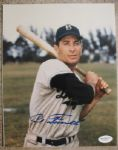 CARL FURILLO SIGNED PHOTO w/JSA COA