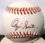 OZZIE SMITH SIGNED ONL BASEBALL w/JSA COA