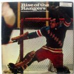 "1969/70 ""RISE OF THE RANGERS"" RECORD ALBUM"