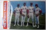 1976 PHILADELPHIA PHILLIES PLAYER PUZZLE - SEALED IN PACKAGE-CARLTON/KAAT/McGRAW & GARBER