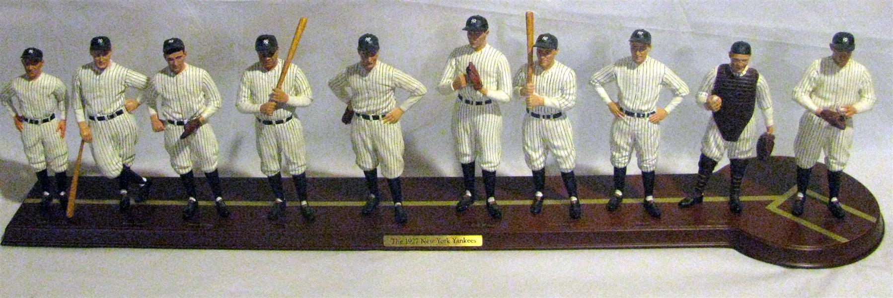 1927 new york yankees team photo