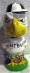 NTSU EAGLES MASCOT BOBBING HEAD