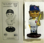"2001 CHICAGO CUBS ""LIMITED EDITION"" BOBBING HEAD - MIB"