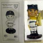 "2001 SEATTLE MARINERS ""LIMITED EDITION"" BOBBING HEAD - MIB"