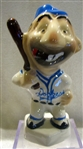 50s BROOKLYN DODGERS MASCOT BANK