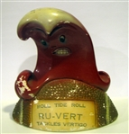 60s / 70s ALABAMA CRIMSON TIDE MASCOT STATUE - VERY UNUSUAL