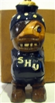"50s SETON HALL PIRATES ""ANRI"" STATUE w/BOX"
