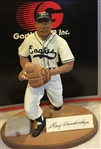 "1991 RAY DANDRIDGE SIGNED NEGRO LEAGUE ""GARTLAN STATUE"" w/BOX & COA"