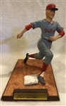 "1990 RICHIE ASHBURN SIGNED ""PROSPORT"" STATUE w/BOX & COA"