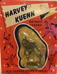"1956 HARVEY KUENN ""BIG LEAGUE STARS"" STATUE ON CARD"