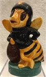 VINTAGE GEORGIA TECH YELLOW JACKETS MASCOT BANK