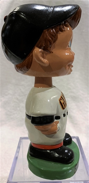 60's SAN FRANCISCO GIANTS GREEN BASE BOBBING HEAD