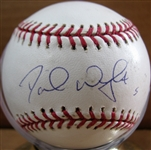 DAVID WRIGHT SIGNED BASEBALL w/JSA COA