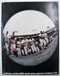 1969 WORLD SERIES PROGRAM - ORIOLES ISSUE