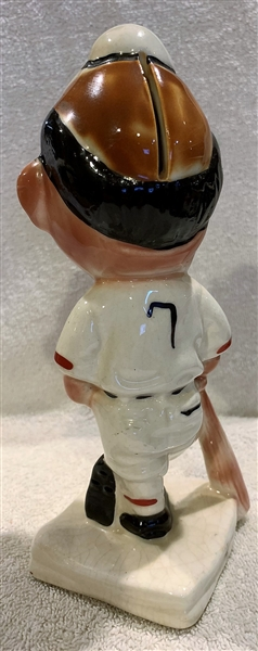 50's BROOKLYN DODGERS STANFORD POTTERY BANK