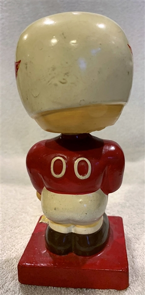 60's ST. LOUIS CARDINALS SQUARE BASE BOBBING HEAD