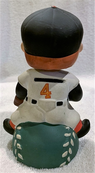 60's LITTLE LEAGUE BOBBING HEAD / BANK