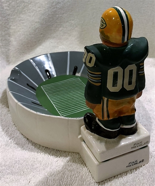 60's GREEN BAY PACKERS KAIL STADIUM ASH TRAY