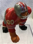60s SAN FRANCISCO FORTY-NINERS KAIL STATUE - SMALL DOWN-LINEMAN