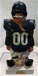 60s CHICAGO BEARS KAIL STATUE - SMALL STANDING LINEMAN