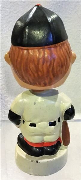 60's SAN FRANCISCO GIANTS mini BOBBING HEAD w/MOON FACE
