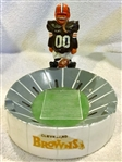 "60s CLEVELAND BROWNS ""KAIL"" ASHTRAY"