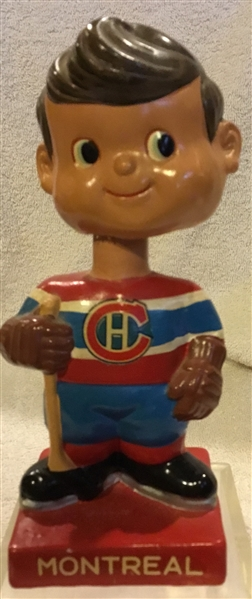 60's MONTREAL CANADIANS  BOBBING HEAD