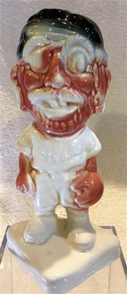 40's/50's PITTSBURGH PIRATES STANFORD POTTERY BANK