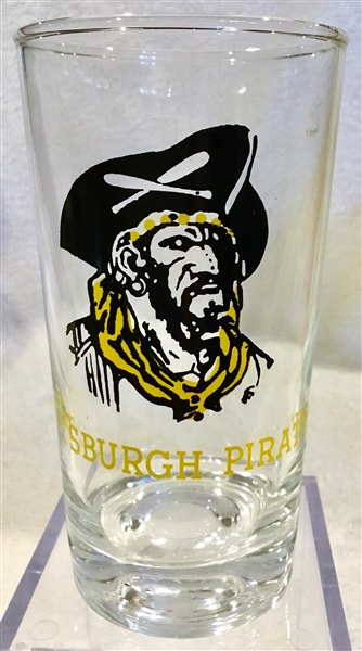 VINTAGE PITTSBURGH PIRATES GLASS