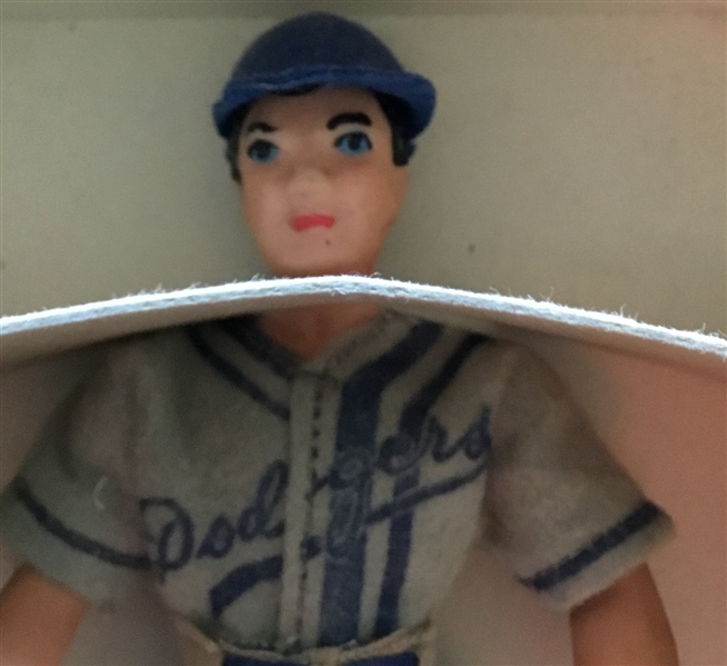 50'S BROOKLYN DODGERS DOLL w/BOX