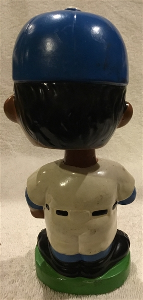 60's CHICAGO WHITE SOX BLACK FACE BOBBING HEAD