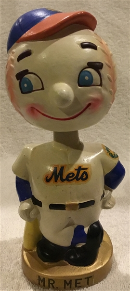 60's MR. MET BOBBING HEAD / BANK
