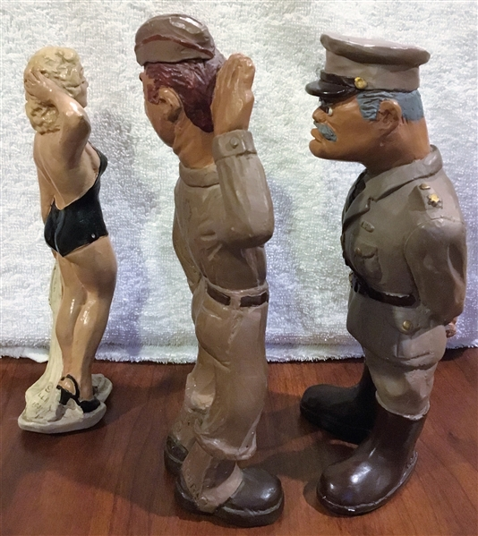 1941 RITTGERS MILITARY SET OF 3