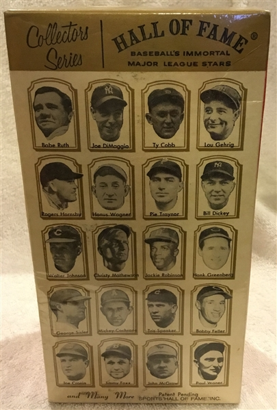1963 GEORGE SISLER HALL OF FAME BUST - SEALED IN BOX