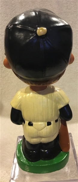 60's NEW YORK YANKEES GREEN BASE BOBBING HEAD