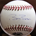 BARRY BONDS SIGNED BASEBALL w/JSA