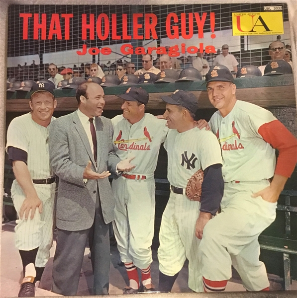 1959 THAT HOLLER GUY RECORD ALBUM