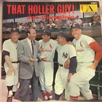 "1959 ""THAT HOLLER GUY"" RECORD ALBUM"