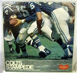 1968 COLTS STAMPEDE RECORD ALBUM