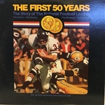 1970 THE FIRST 50 YEARS OF THE NFL RECORD ALBUM
