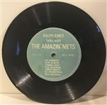 "1969 ""RALPH KINER TALKS WITH THE AMAZIN METS"" RECORD - HTF"