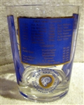 "60s LOS ANGELES RAMS ""CHAMPIONS"" GLASS"