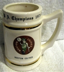 1975-76 BOSTON CELTICS WORLD CHAMPIONS MUG