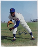 AL JACKSON SIGNED COLOR PHOTO w/CAS